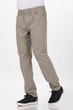 Chef Works Mens Vertical Stripe Chef Pants Pee02