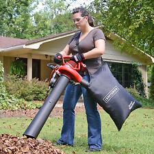 Electric Leaf Blower 12 AMP 2 Speed Sweep Lawn Yard Power Vacuum Mulcher Bag