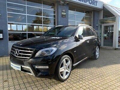 Annonce: Mercedes ML350 3,0 BlueTEC AMG ... - Pris 369.900 kr.