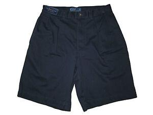 Blue broek Lauren Tyler Navy Chino Polo Ralph 749862133036 30 broek korte USwqn0tx