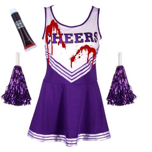 Zombie Meneuse de Claques Déguisementlacet Halloween Adulte Sang Vampire
