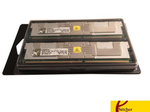 Kingston 32 GB KTH-XW667//16G FBD DIMMs For HP// Compaq Proliant DL Series 4x8GB