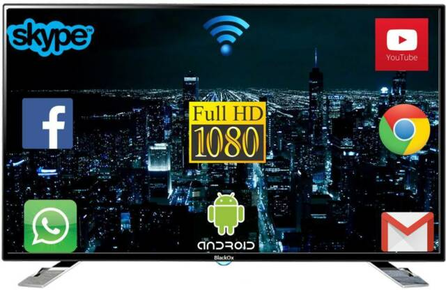 "BlackOx 70LS5501 65"" Full HD SMART LED TV -3 yrs Wty -  WiFi - Free Air Mouse."