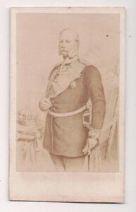 Vintage-CDV-Kaiser-Wilhelm-I-Emperor-of-Germany