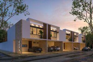 Casa Venta TH en Real Montejo al norte de Merida