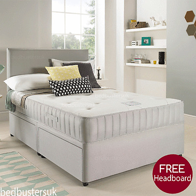 Best deals in beds mattresses on ebay shop and for Divan bed and mattress deals