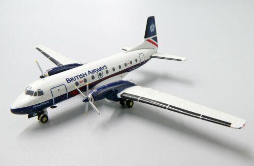 British Airways HS748 Reg G-BCOF JC Wings 1:400 Diecast Models   JC4104