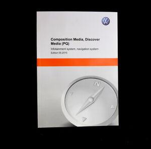 vw composition media discover media pq t l phone portable infotainment ebay. Black Bedroom Furniture Sets. Home Design Ideas