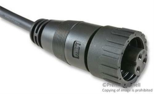 10X Amphenol Ltw Pwf-03Affm-Sl7A01 Connector Circular Rcpt 3Pos Cable