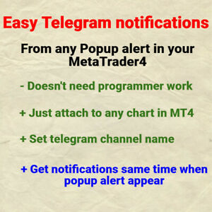 Auto forex signal telegram notification
