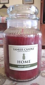 Yankee-Candle-Home-APPLE-GROVE-Jar-Candle-21-Ounces-VERY-RARE-New