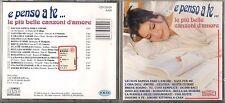 E PENSO A TE CD 96 COLLAGE BETTY CURTIS FABIO CONCATO AMANDA LEAR COKY MAZZETTI