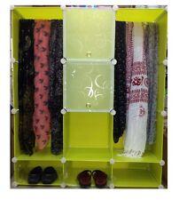 Supreme- Plastic Wardrobe Cupboard Almirah -Slx- Lkl-112