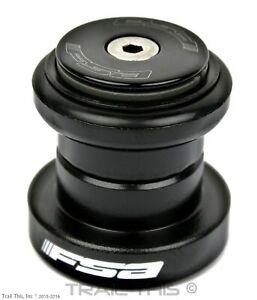 FSA-Hammer-1-1-8-034-Threadless-Heavy-Duty-Headset-Oversized-BMX-MTB-Bike-Black