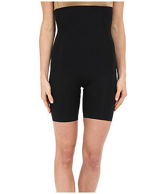 NWT SPANX Trust Your Thinstincts High-Waisted Mid-Thigh 2123 BLACK VARIOUS SIZES