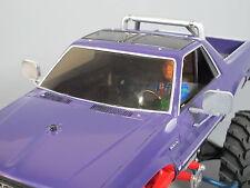 Pair Aluminum Side Mirror for Tamiya 1/10 Toyota Bruiser Mountaineer Pickup