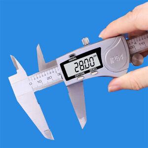 Carbon Caliper 150mm with digital display Tolsen tools