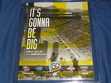 "2014 PHOENIX ""THE PROFIT ON CNBC 500"" NASCAR EVENT PROGRAM"