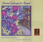 Musical Landscapes for Trumpet Francaix Vehar 0675754078027 CD