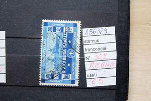 FRANCOBOLLI-ITALIA-REGNO-USATI-N-302-A56329