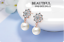 Exquisite-925-Sterling-Silver-Cut-AAA-Zircon-Snowflake-Stud-Drop-Earrings-Gift thumbnail 6