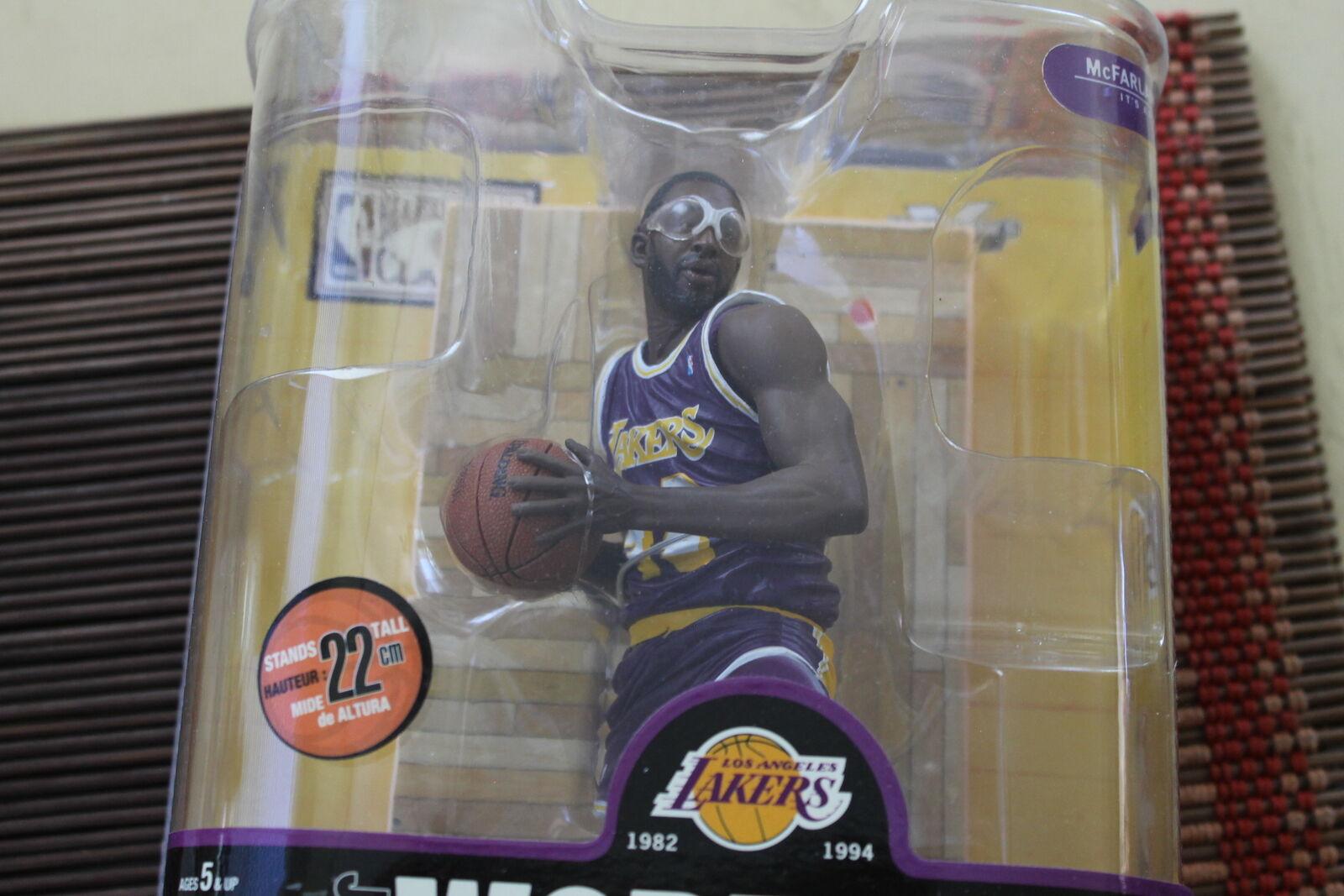 JAMES WORTHY, NBA LEGENDS 3, CHASE MCFARLANE, LOS ANGELES LAKERS