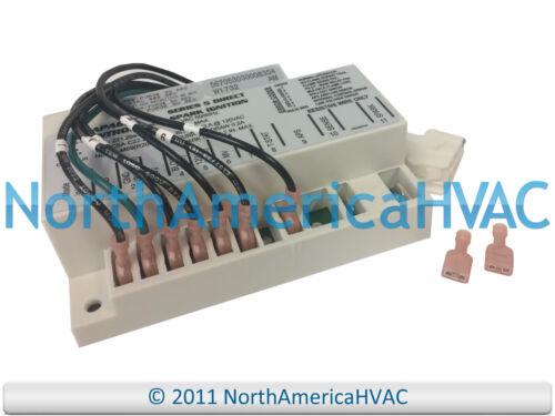 Lennox Armstrong Ducane Furnace Control Circuit Board 34K83 34K8301 BGN891-2C