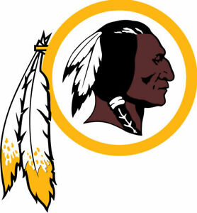 Washington-Redskins-NFL-Vinyl-Decal-Sticker-Reflective-OFFICIAL-NFL-3-034-Decal