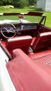 1965 Pontiac Custom Sport Parisienne  Convertible For Sale