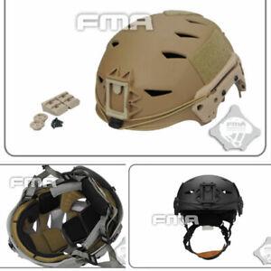 FMA MIC EX BUMP Helmet ACU TB788 Tactical Military Airsoft Helmet