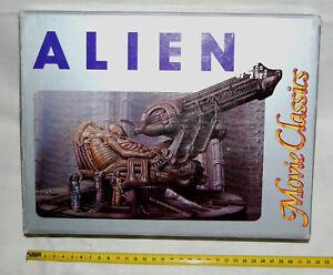 Maquette ALIEN - Halcyon - Space Jockey - Alien 1979 - Diorama
