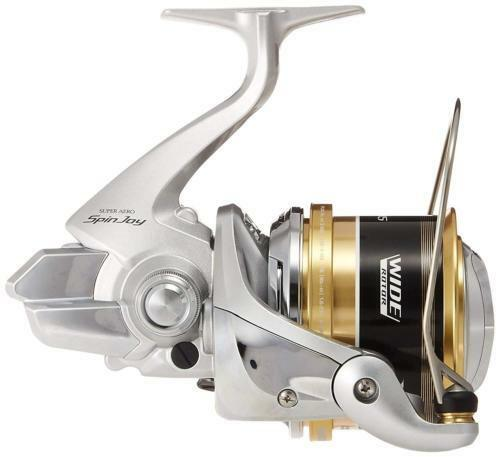 Shimano 15 SUPER AERO Spin Joy SD 35 Standard Fishing REEL From JAPAN