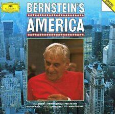 Leonard Bernstein Bernstein's America (1982/85/88, DG/Polystar) [CD]