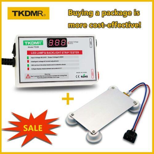TKDMR LED Lamp Bead and Backlight Tester All LED Strips Lights Repair Test