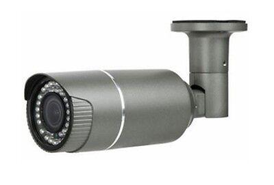 TIR-1412V HD-TVI 1080p IR Bullet Camera w// Auto-Iris VF Lens /& 42 IR LED