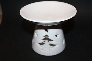 duftlampe llampe wei keramik deko weihnachten. Black Bedroom Furniture Sets. Home Design Ideas