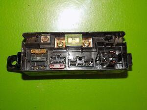 [DIAGRAM_5UK]  94-01 Integra OEM ABS anti lock brake fuse relay box panel | eBay | Integra Abs Fuse Box |  | eBay