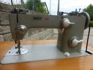 Nähmaschine Pfaff 260 Automatic Schranknähmaschine, Speicherfund - Aichach, Deutschland - Nähmaschine Pfaff 260 Automatic Schranknähmaschine, Speicherfund - Aichach, Deutschland