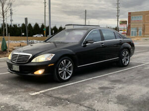 2007 Mercedes-Benz S-Class S550 4Matic  EXCELLENT/Fully Serviced