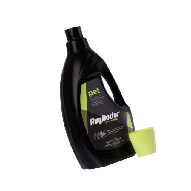 Rug Doctor Pure Power Pet, Eco-Friendly Carpet Cleaning Solution Removes New .
