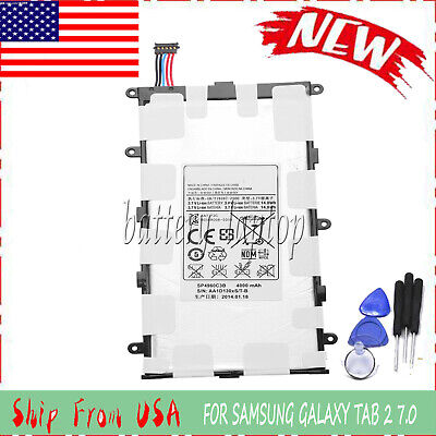 Other Tablet & eBook Accs New SP4960C3B Battery for Samsung Tab2 ...