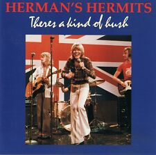 Herman's Hermits - There's a Kind of hush / / CD No milk today - Silhouettes