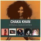 Original Album Series [Box] by Chaka Khan (CD, Oct-2013, 5 Discs, Warner Bros.)