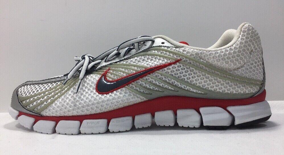 new product 6d450 49e5e ... Nike Air 15 Skylon 11 Mens Size 15 Air Running Shoes Black White Red  Grey 324501 . ...