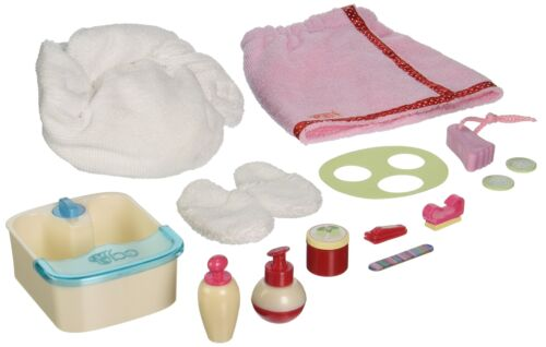 """18/"""" Our Generation Dolls Sp-aaaah Day Doll Spa Set"""