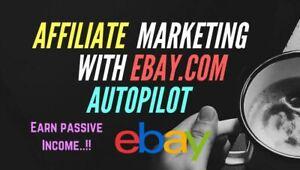 AUTOPILOT-BUSINESS-MONEY-MAKING-STORE-Affiliate-Website-Ebay-passive-Income