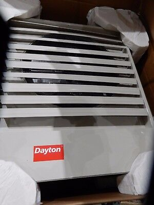 Dayton Electric Unit Heater Model