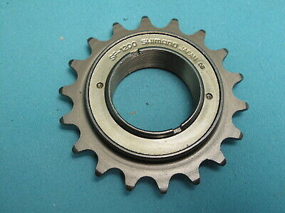 "Shimano SF-1200 18t Freewheel for 1//2/"" x 1//8/"" Chain"