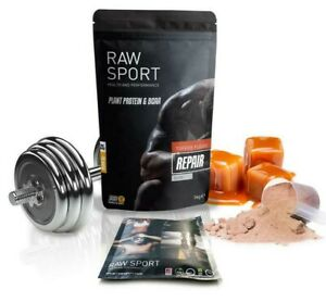 VEGAN-Protein-Powder-RAW-SPORT-REPAIR-Complete-Amino-Acid-profile-RESEARCHED