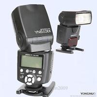 Yongnuo wireless TTL slave Flash speedlite YN-510EX yn510ex for Canon/Nikon